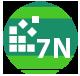 7N logo